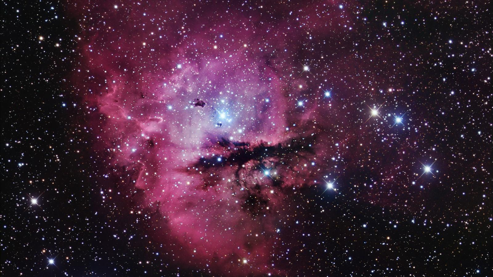 Nebula Backgrounds - Wallpaper Cave Blue Nebula Wallpaper Widescreen