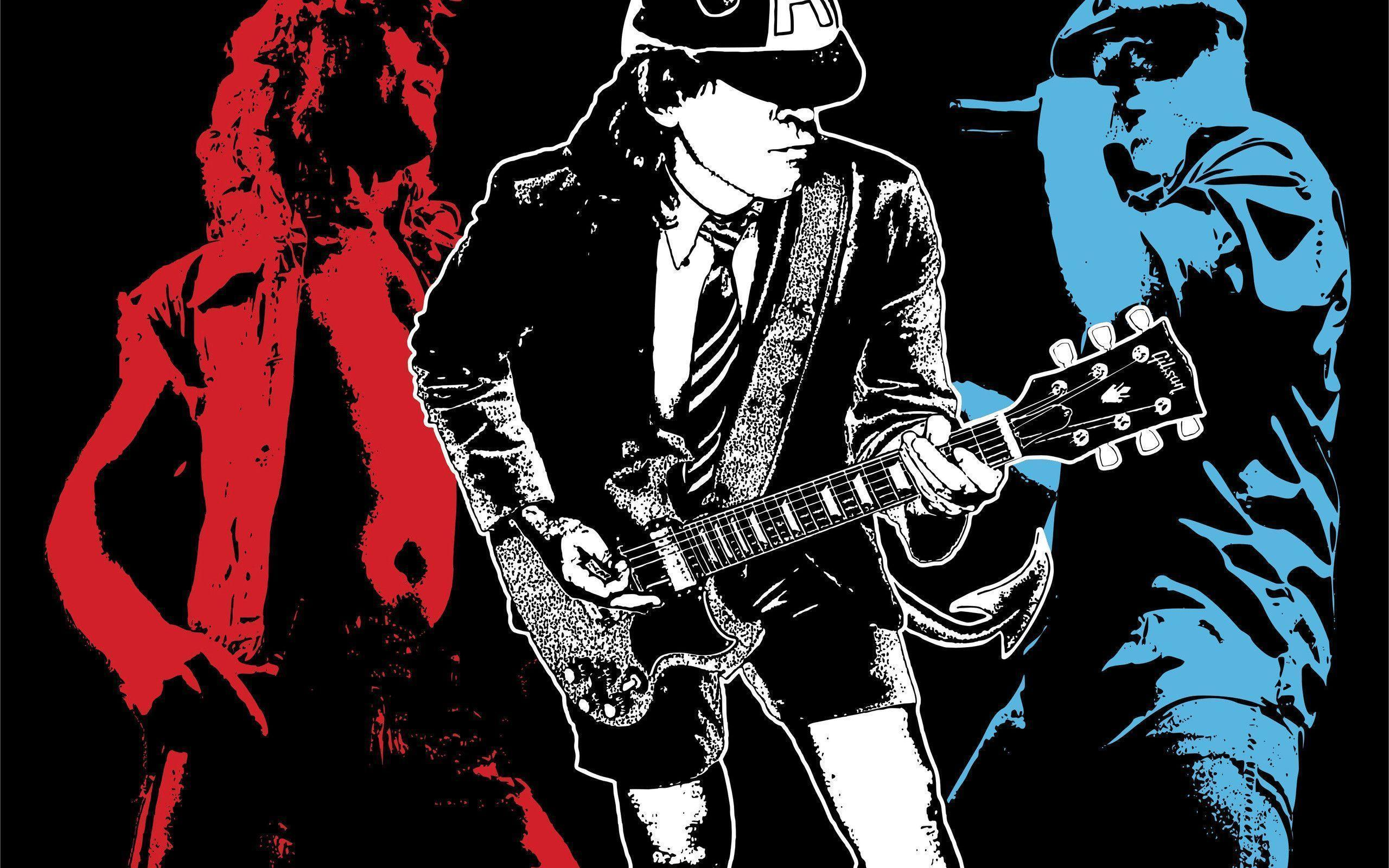 Livewire AC/DC Wallpapers