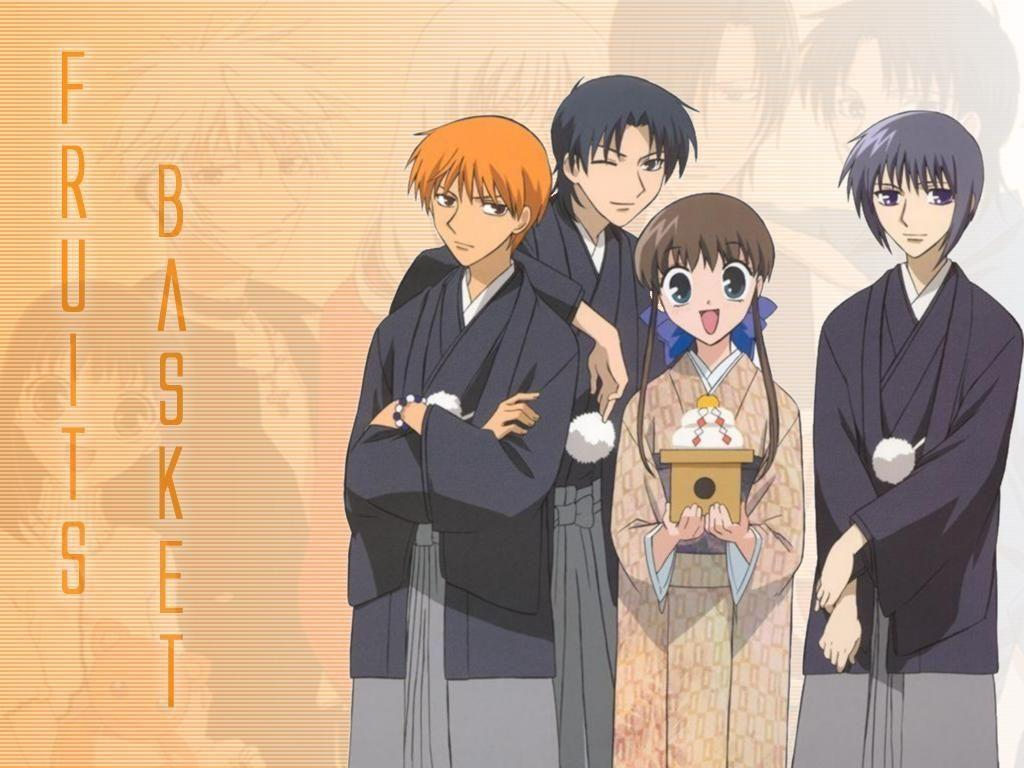 Pix For > Fruits Basket Wallpapers