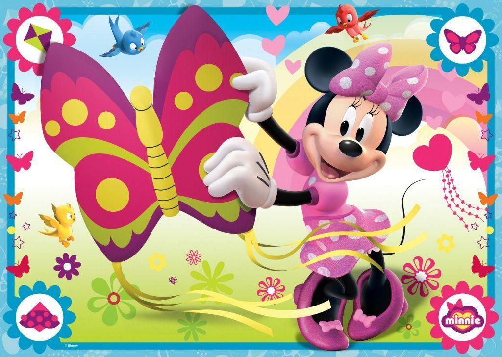 Disney Minnie Mouse Desktop Wallpaper HD / Mickey Mouse Wallpapers ...