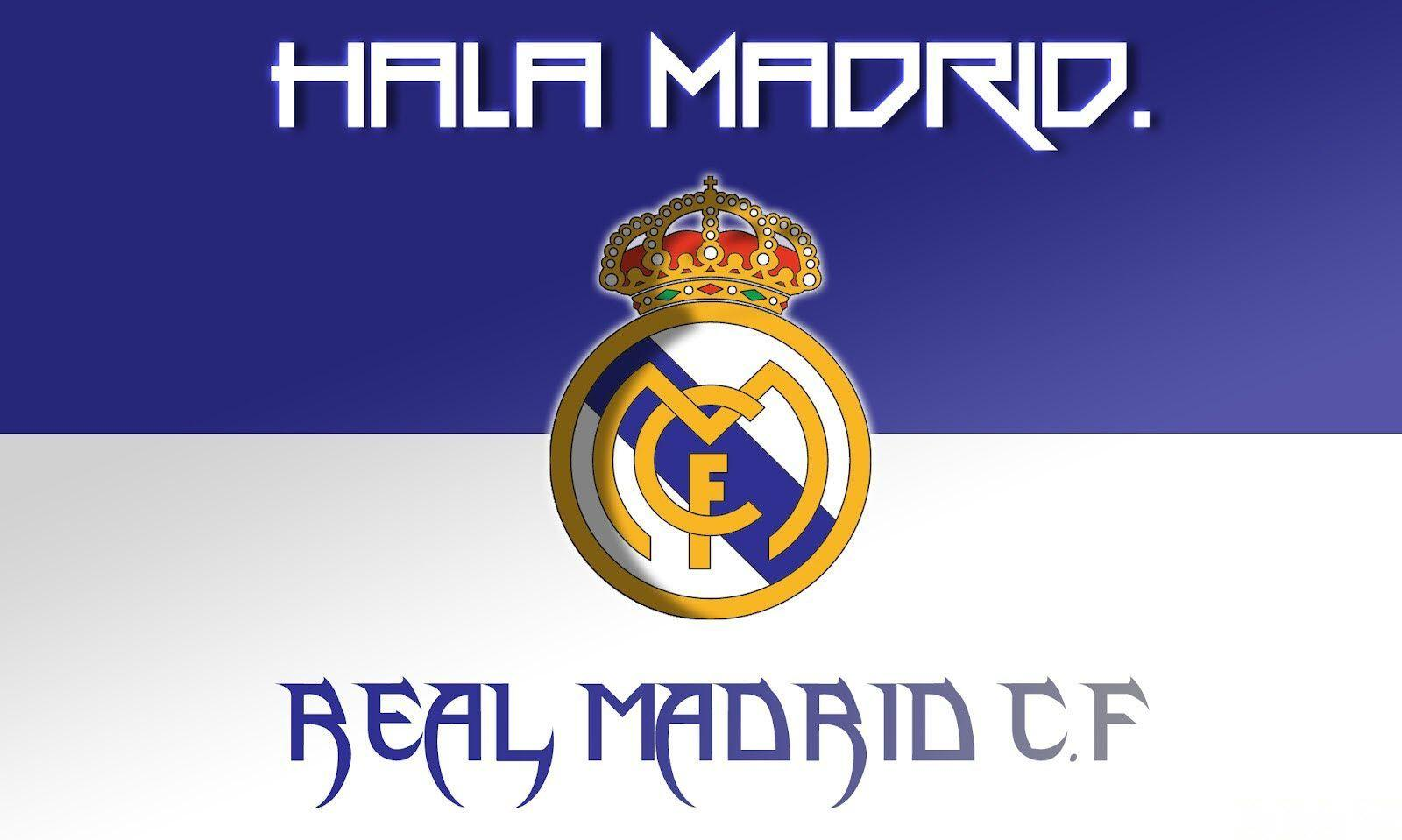 real madrid logo wallpapers for desktop