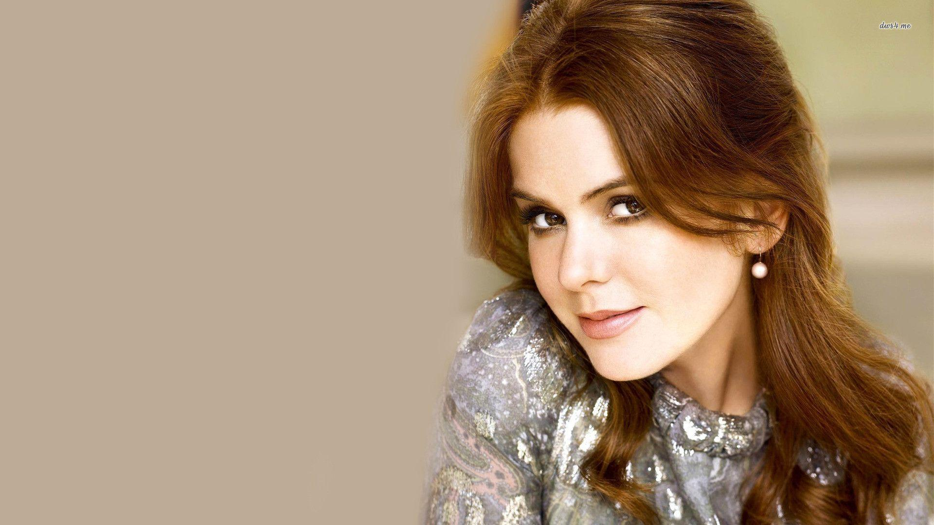 Isla Fisher Wallpapers - Wallpaper Cave