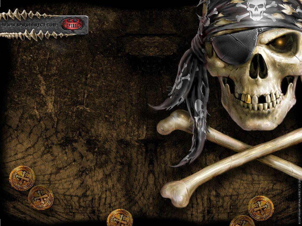 zombie skull wallpapers for desktop - photo #17