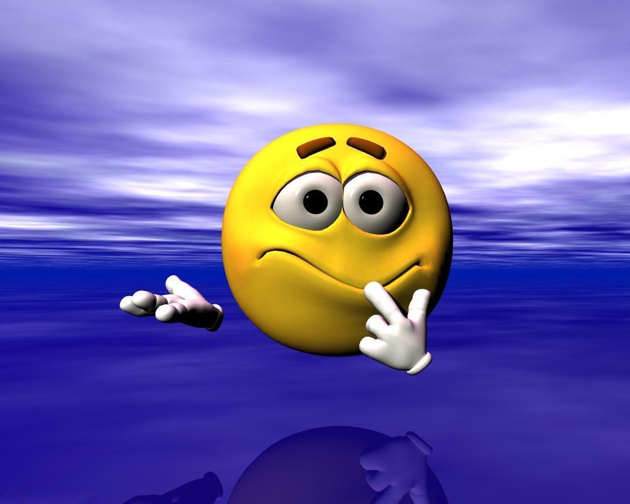 Top 20 Smiley Face Wallpaper: Funny Face Wallpapers