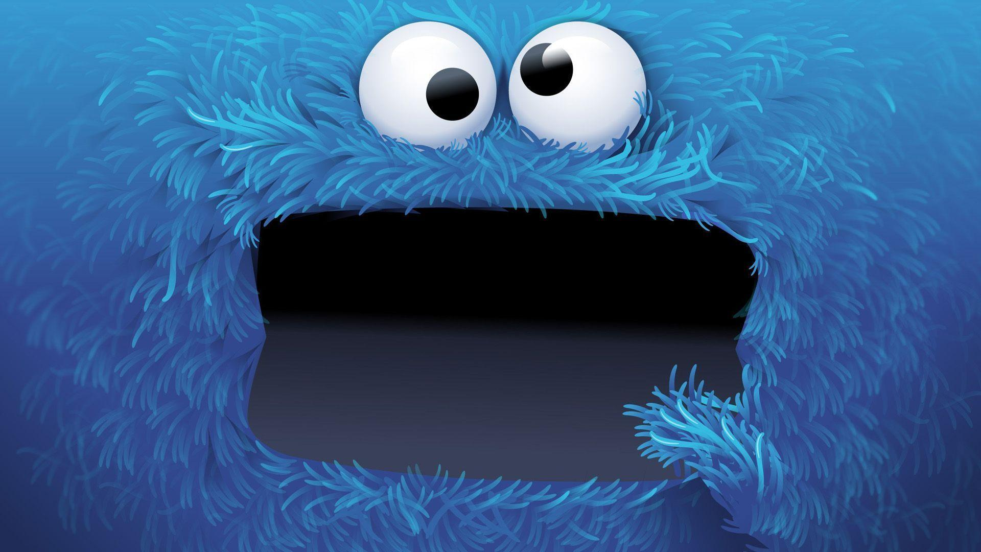 Cute Cookie Monster Wallpapers - Wallpaper Cave