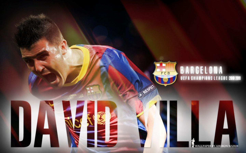 David villa 2013 wallpaper hd