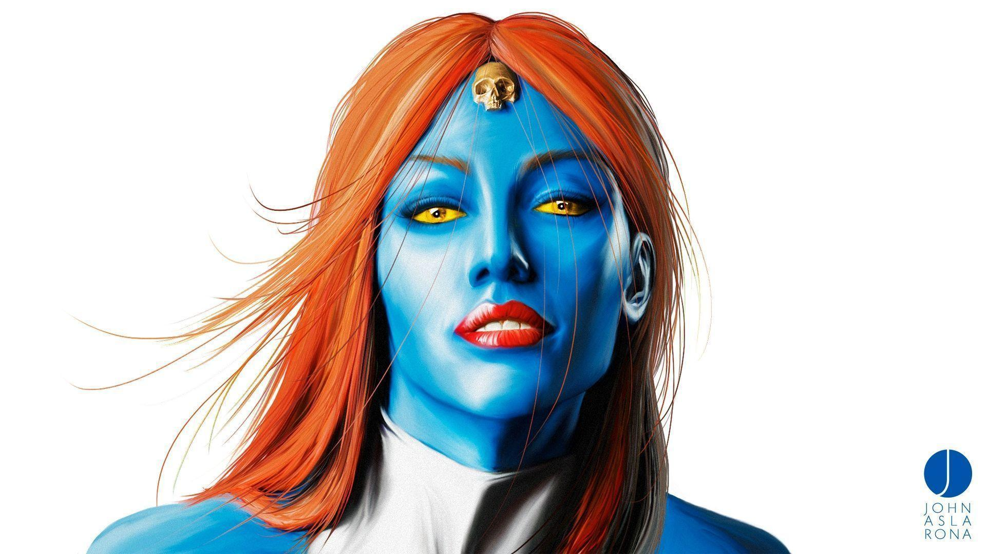 Mystique Comic - Viewing Gallery