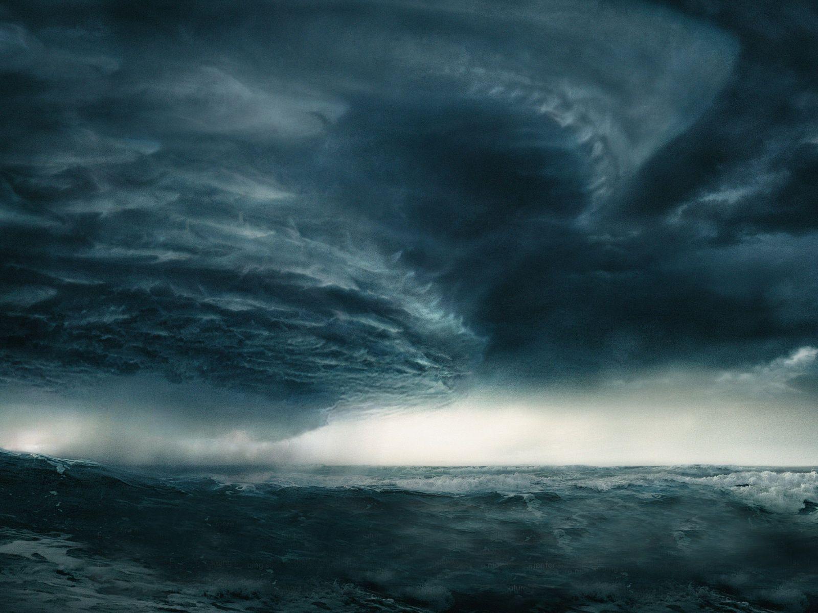 Storm wallpaper x