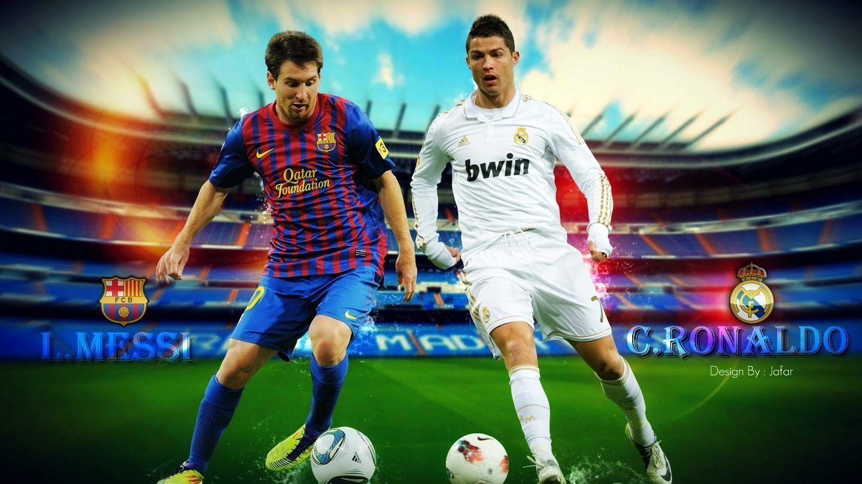 Messi Vs Ronaldo Wallpapers 2015 Hd Wallpaper Cave