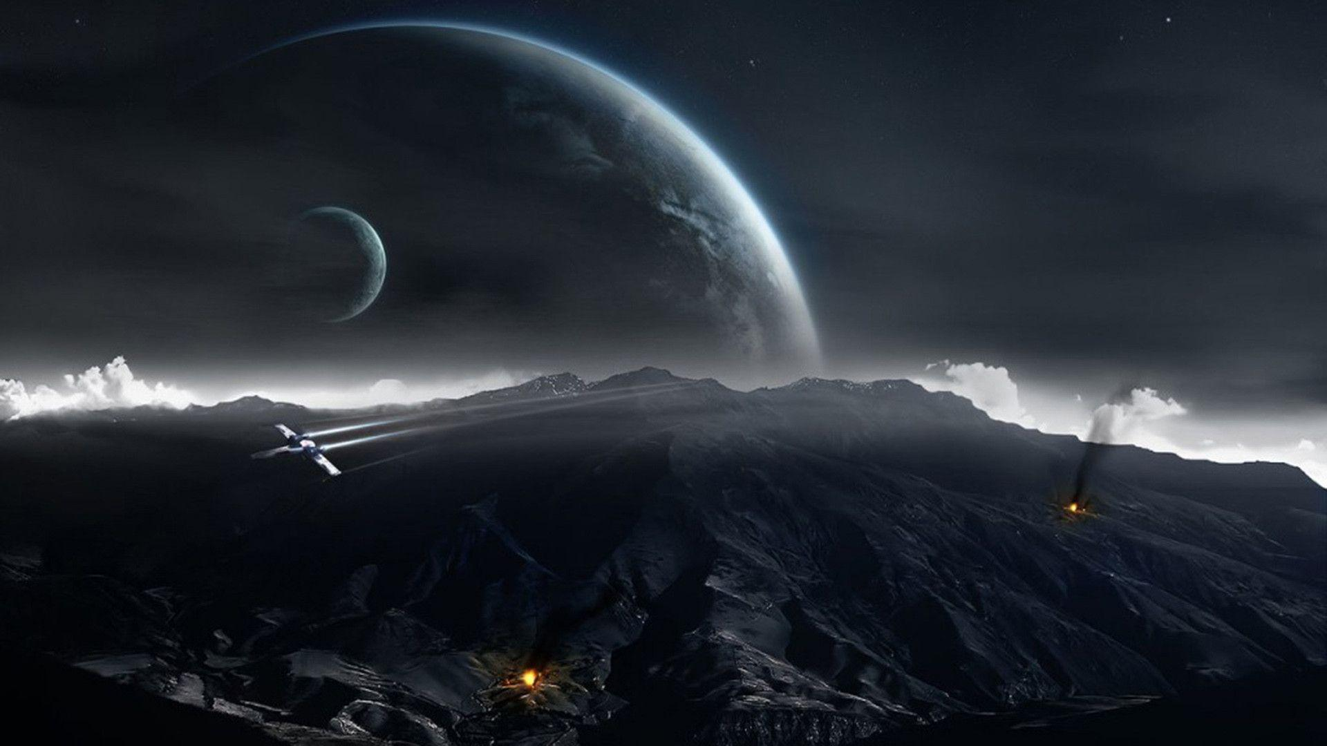 Epic Space Wallpapers - Wallpaper Cave
