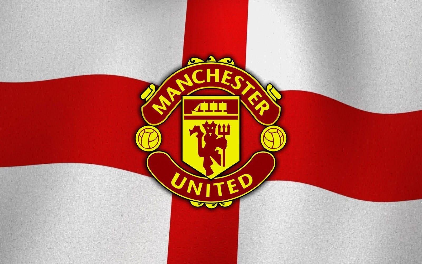 Manchester United Logo Football Club Wallpaper #6749 Wallpaper ...