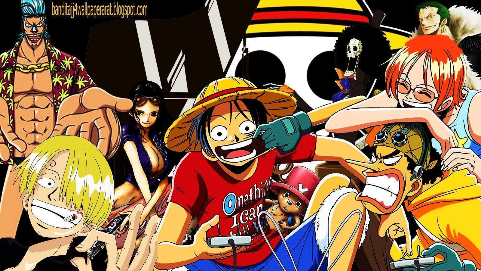One Piece Wallpapers Wanted