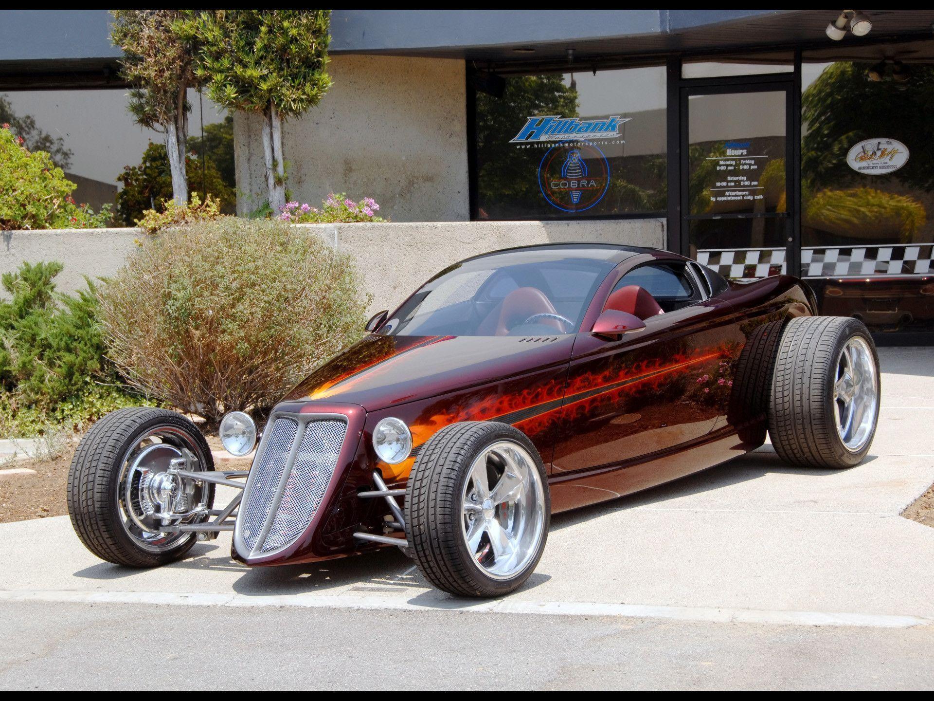 chip foose custom cars wallpapers-#16