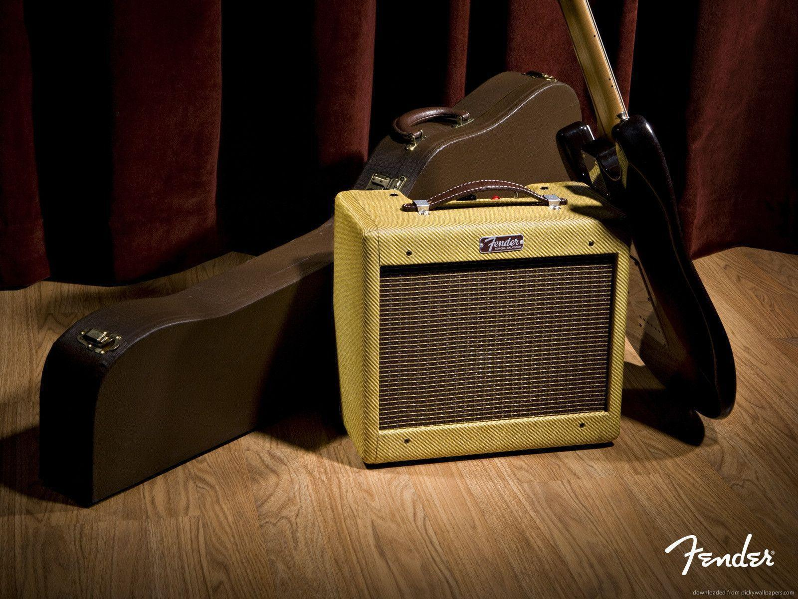 Fender Guitar Wallpapers  Wallpaper Cave