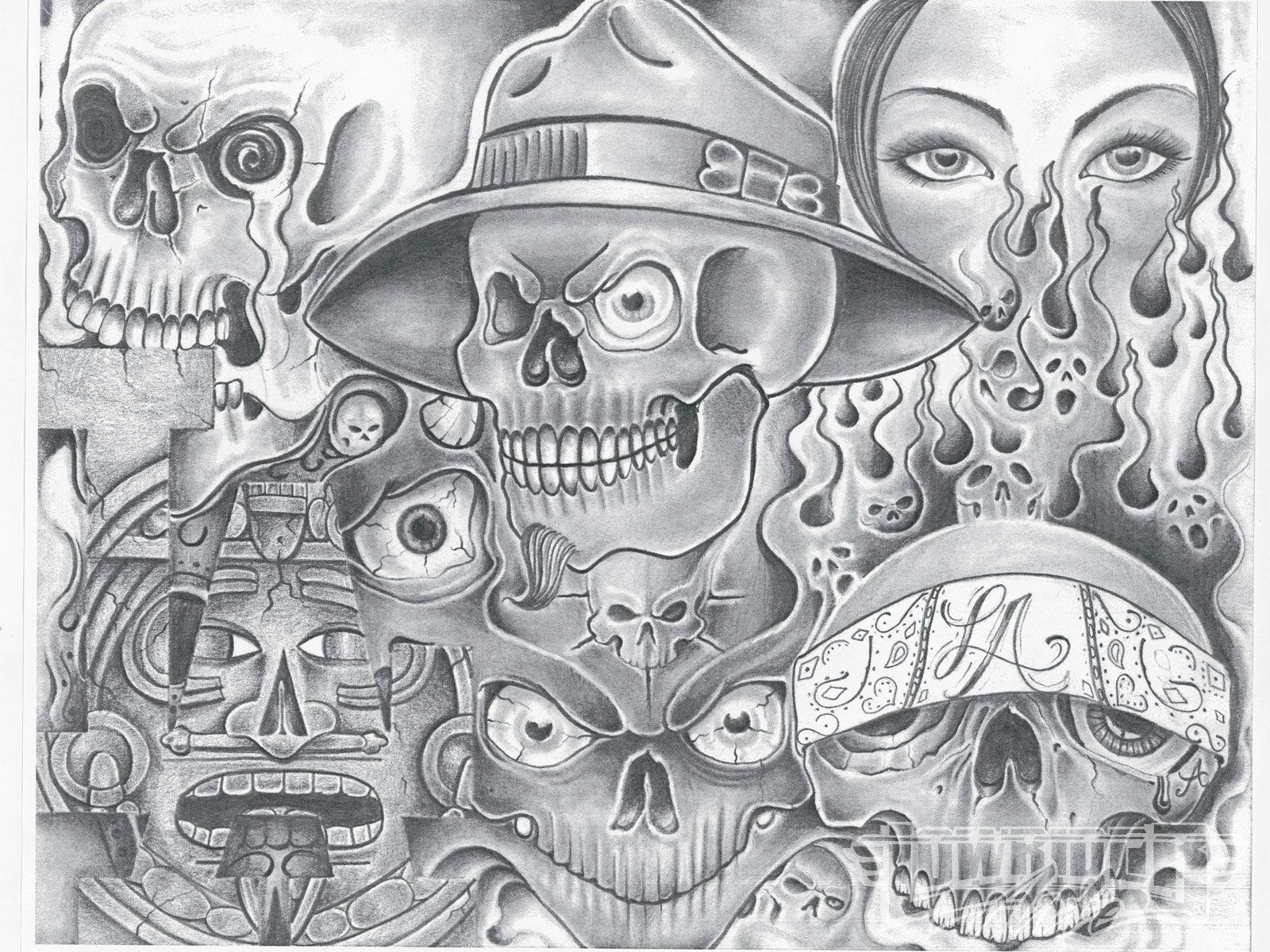 Images For > Lowrider Arte Wallpaper