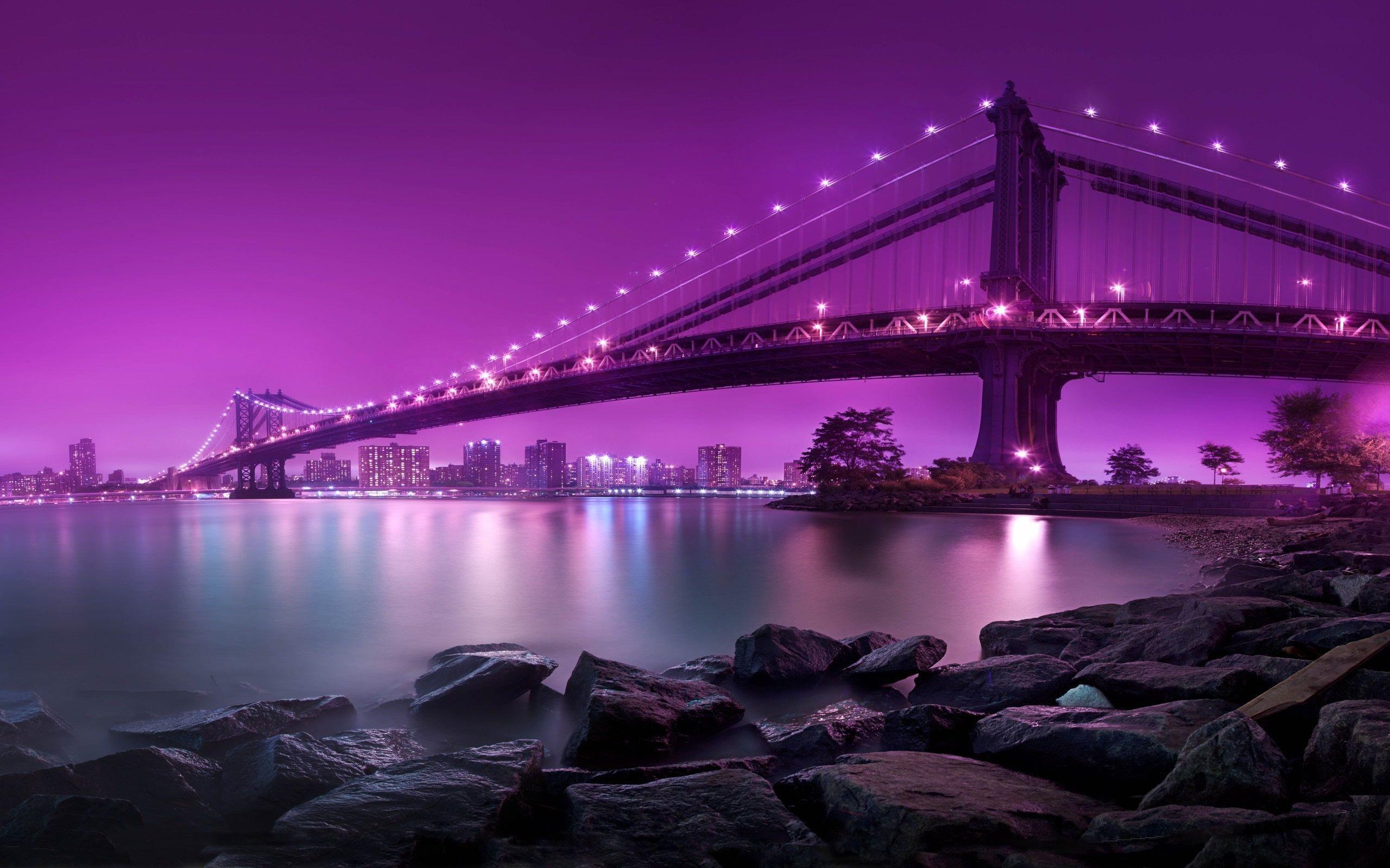 Purple HD Wallpapers - Wallpaper Cave