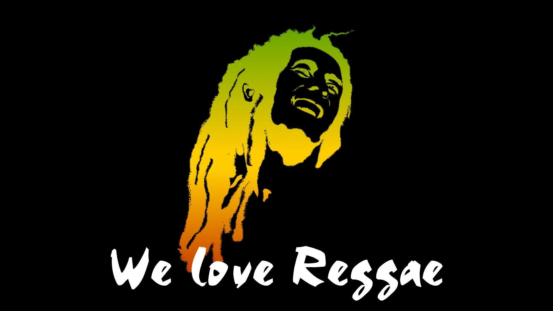 We love Reggae Wallpapers by Xilent2010