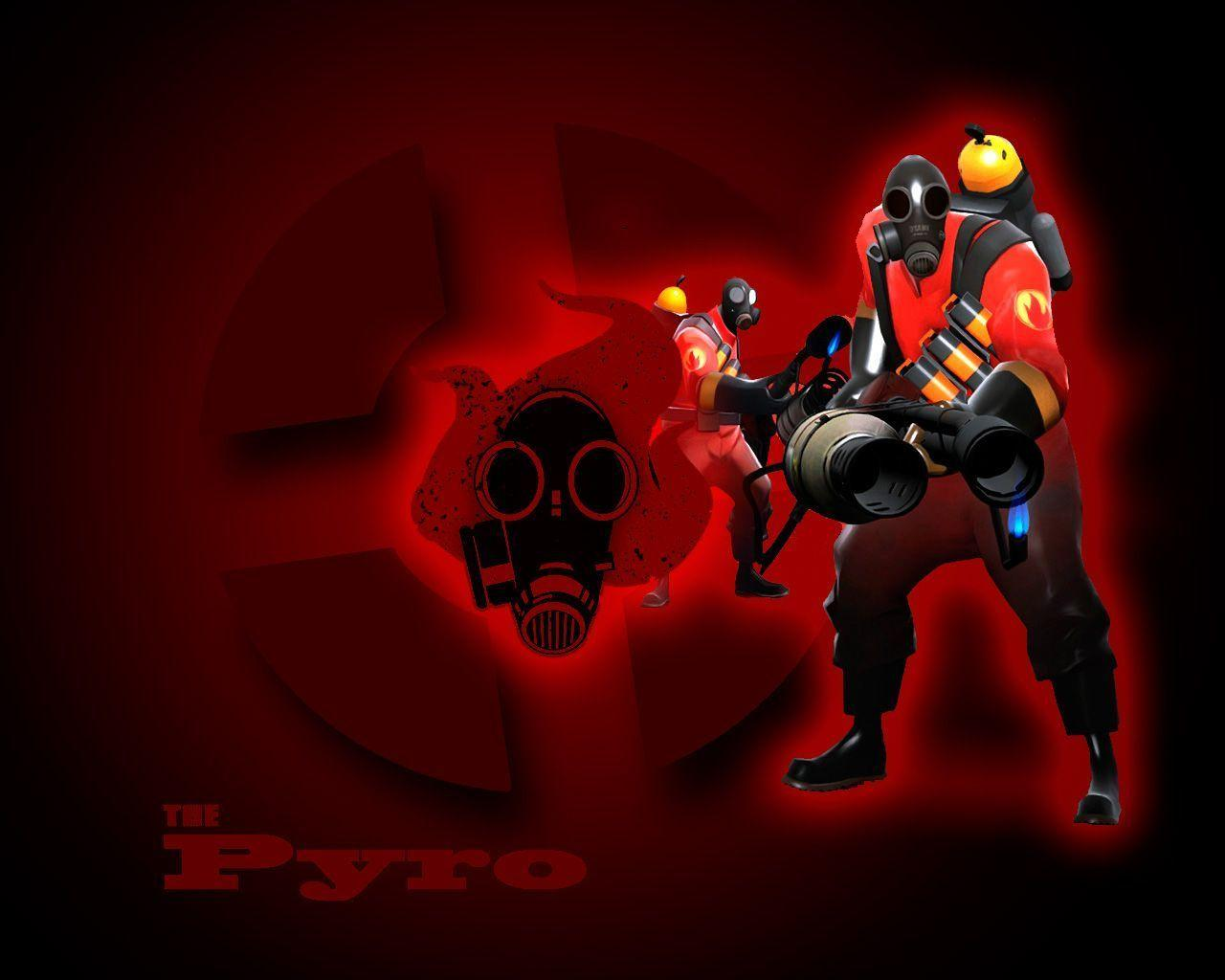 Tf2 meet the pyro wallpaper