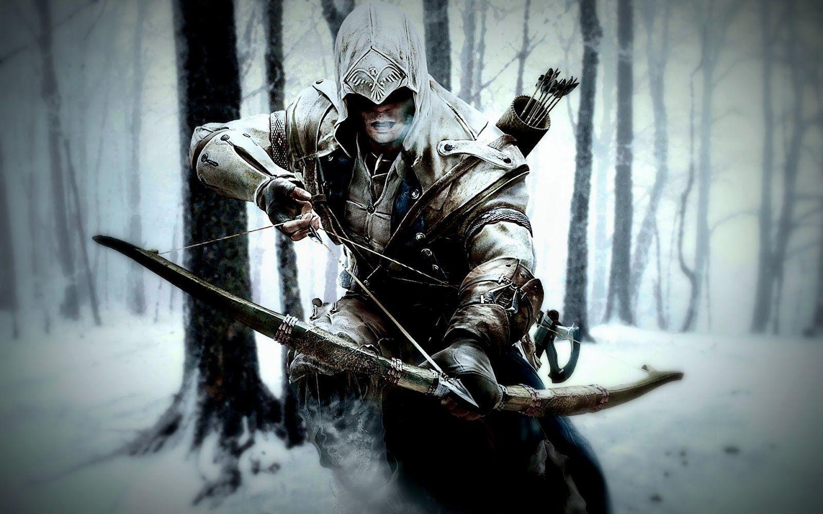 Assassin&Creed 3 – Wallpapers à télécharger