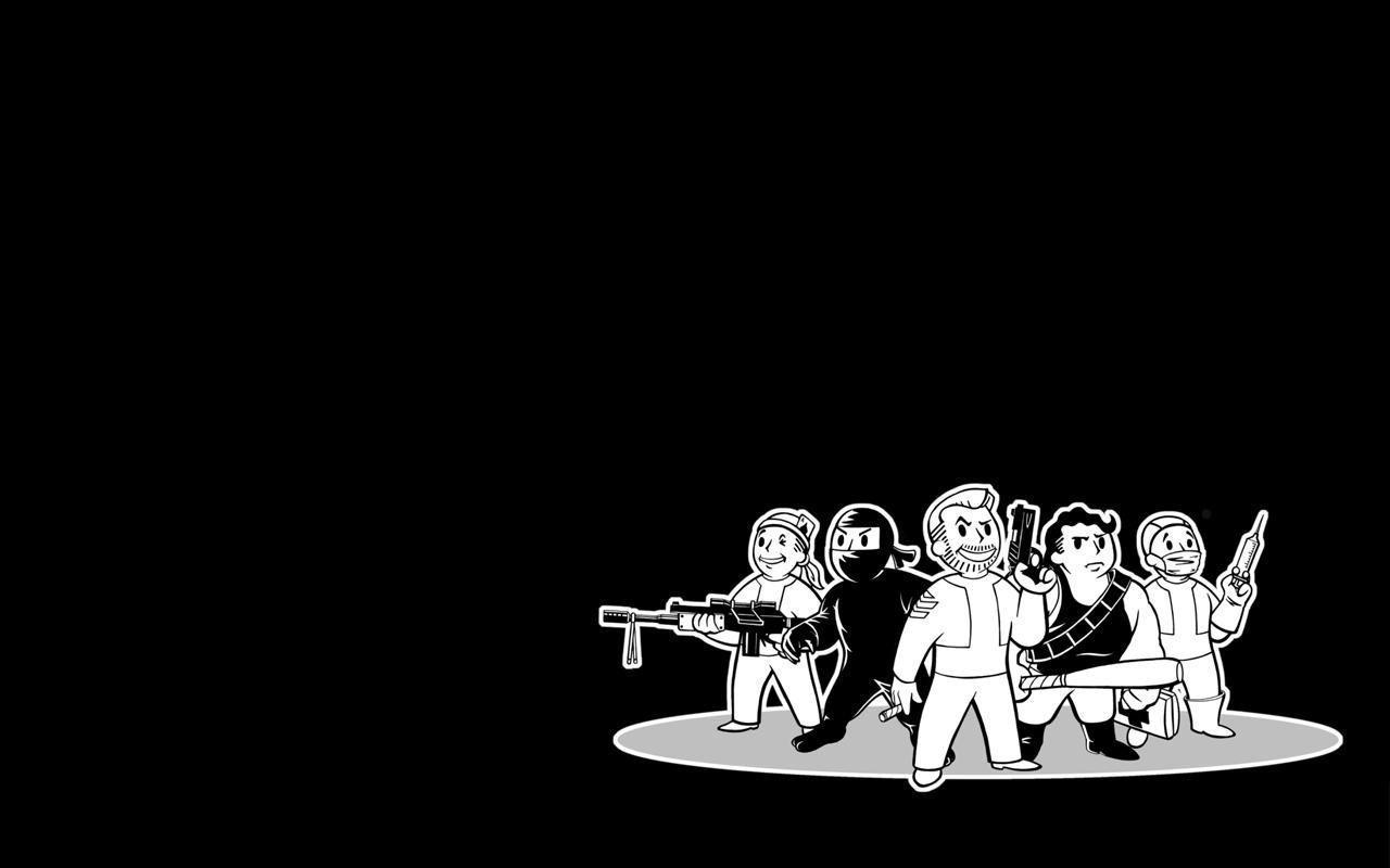 Download Funny Fallout 3 Vault Boy Wallpapers High Resolution ~ HD ...