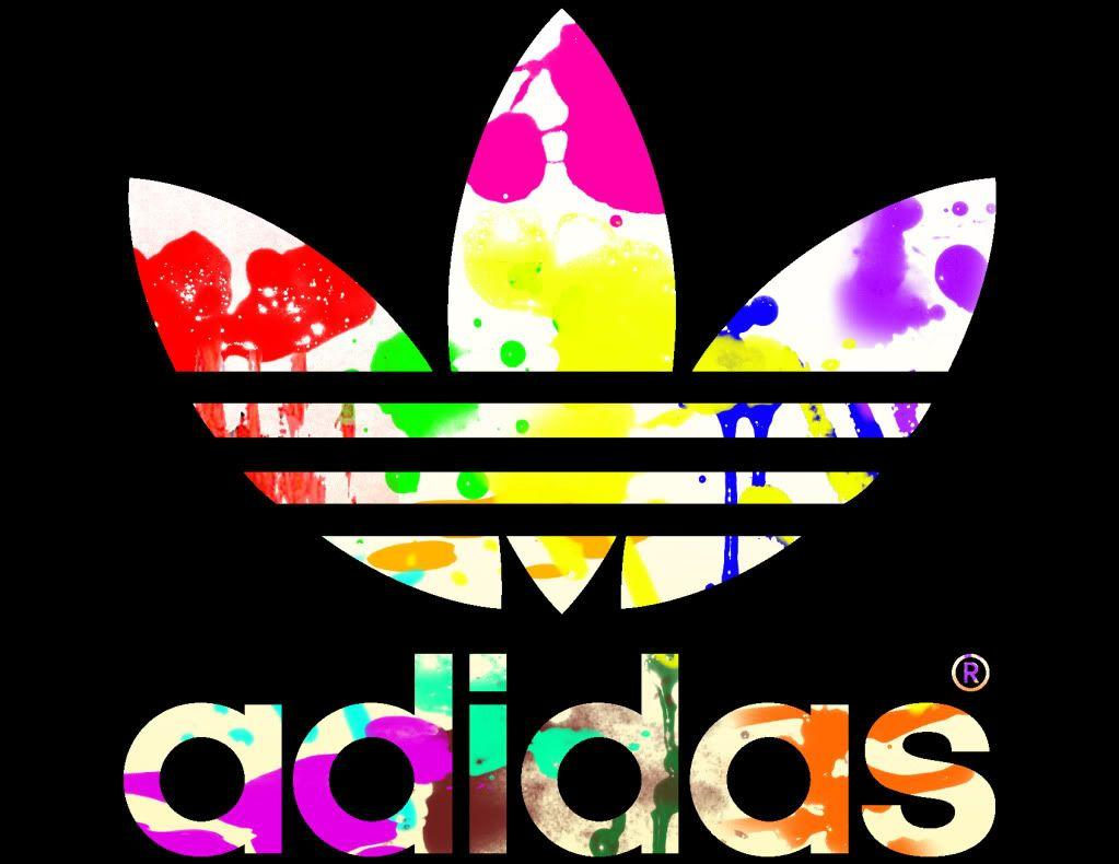 Adidas Originals Logo Wallpapers Wallpaper Cave