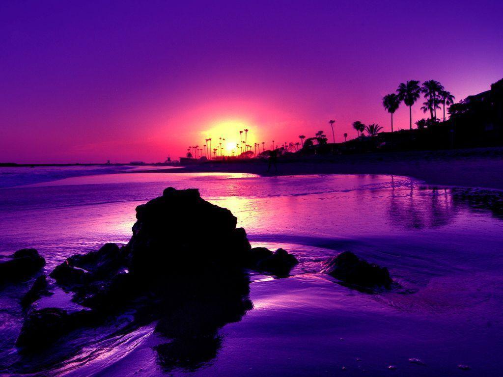 hawaii sunset wallpapers wallpaper cave