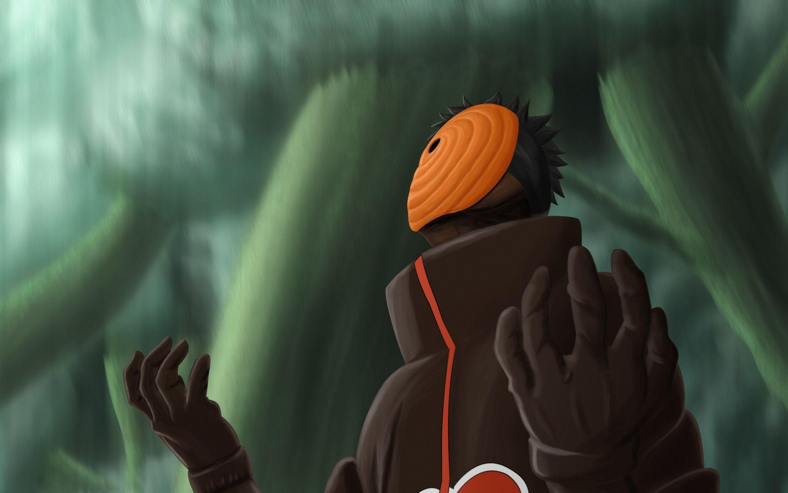 Tobi Naruto Wallpapers - Wallpaper Cave