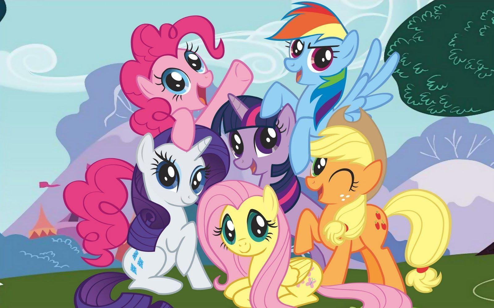 High Resolution Wallpapers Free My Little Pony