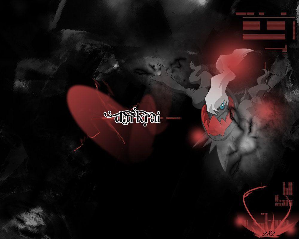 darkrai wallpaper by owlboy68 - photo #15