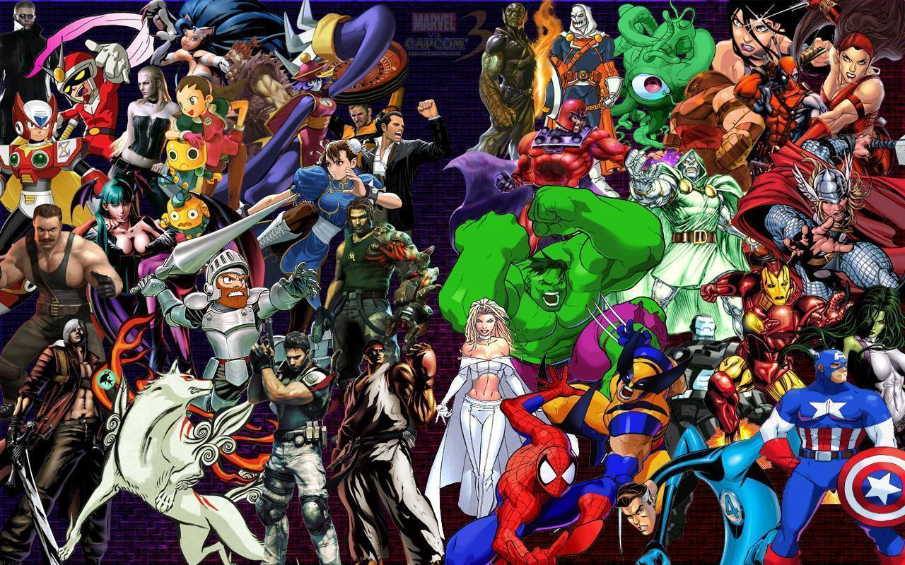 Marvel vs. Capcom 3 has been confirmed!