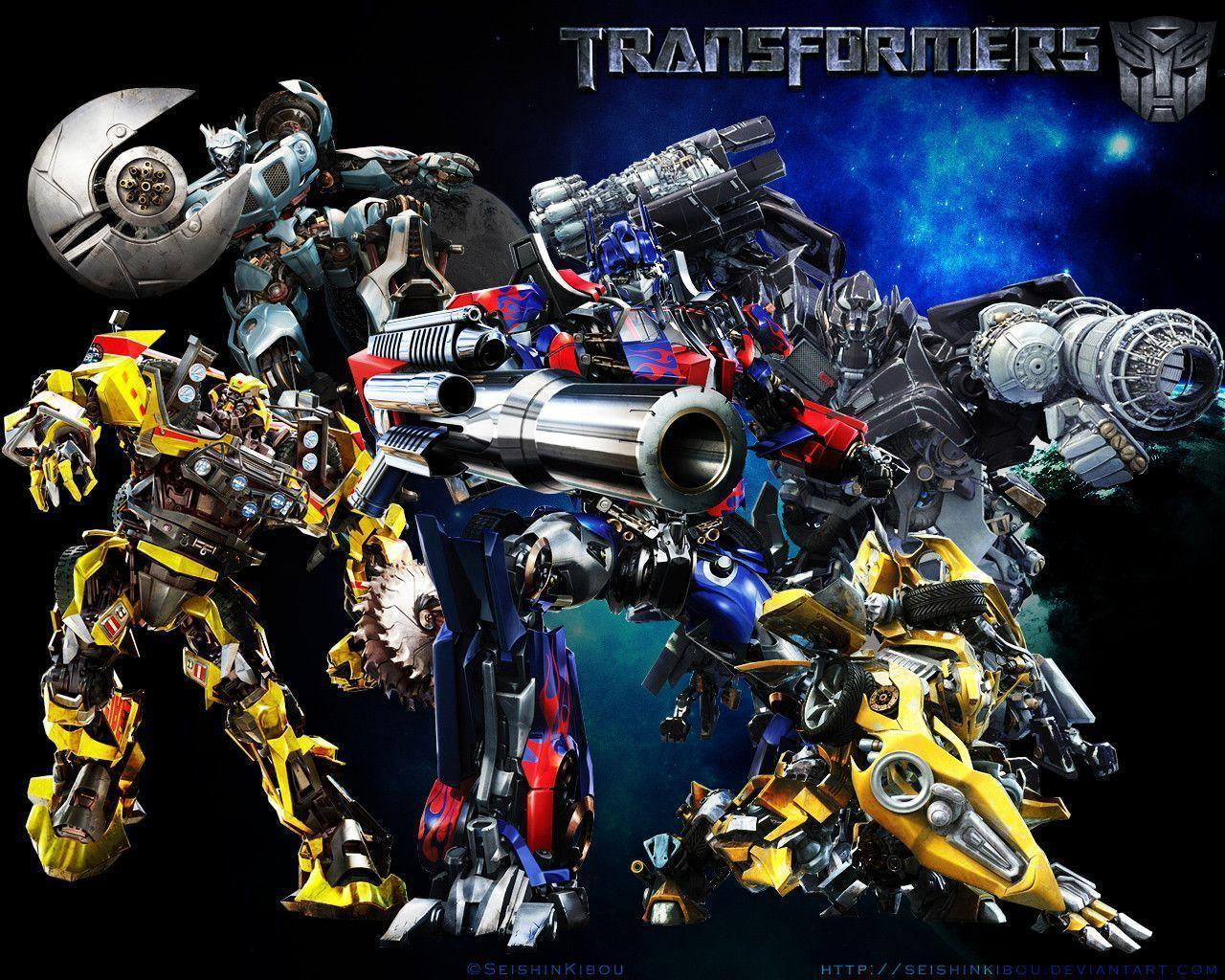 Transformers Autobots Wallpapers - Wallpaper Cave
