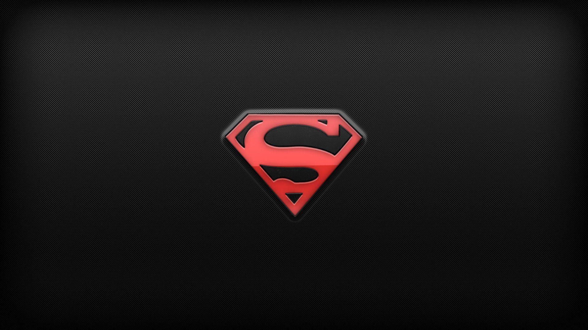 Hd wallpaper superman - Superman Logo Wallpaper Hd 1920x1080 39599 Images And
