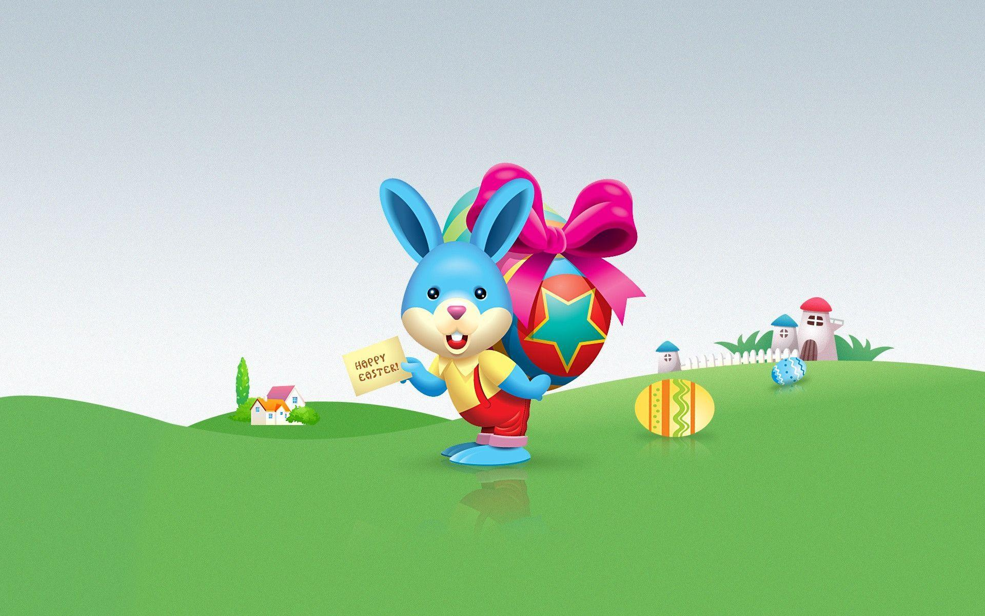 Easter Bunny Wallpapers - Wallpaper Cave
