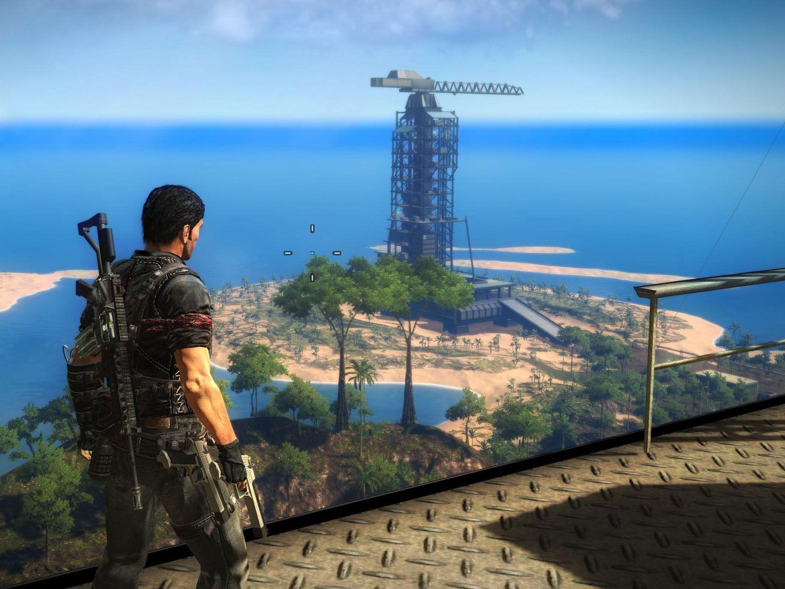 Just Cause 2 Gameplay Wallpapers