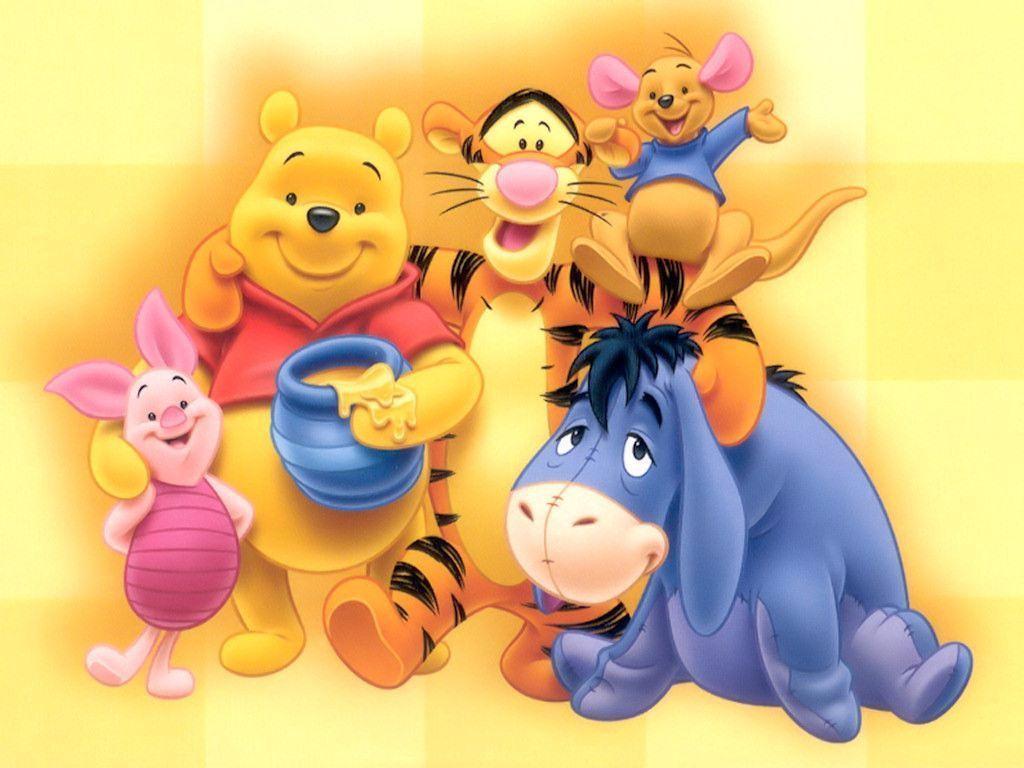 Winnie The Pooh Desktop Wallpapers Wallpaper Cave