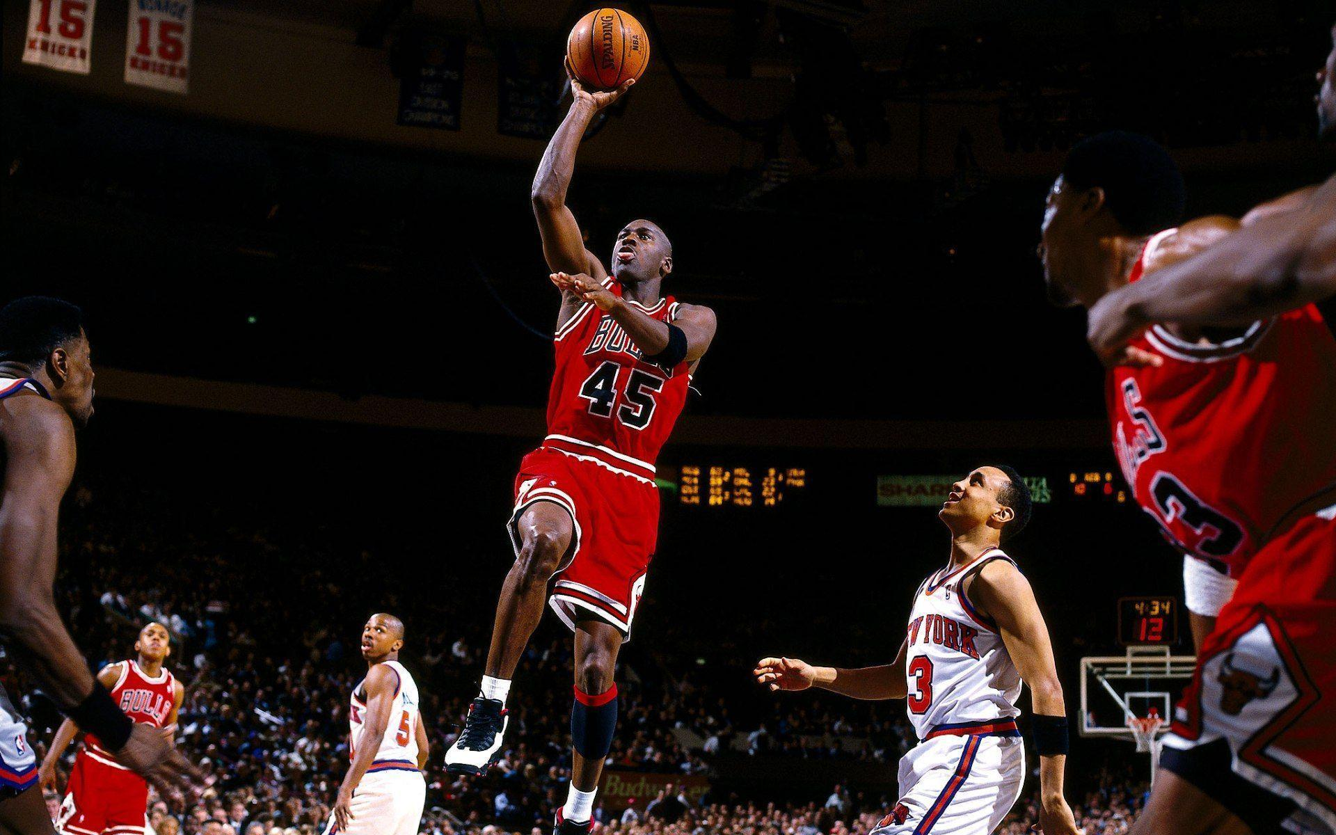 Michael Jordan HD Wall...