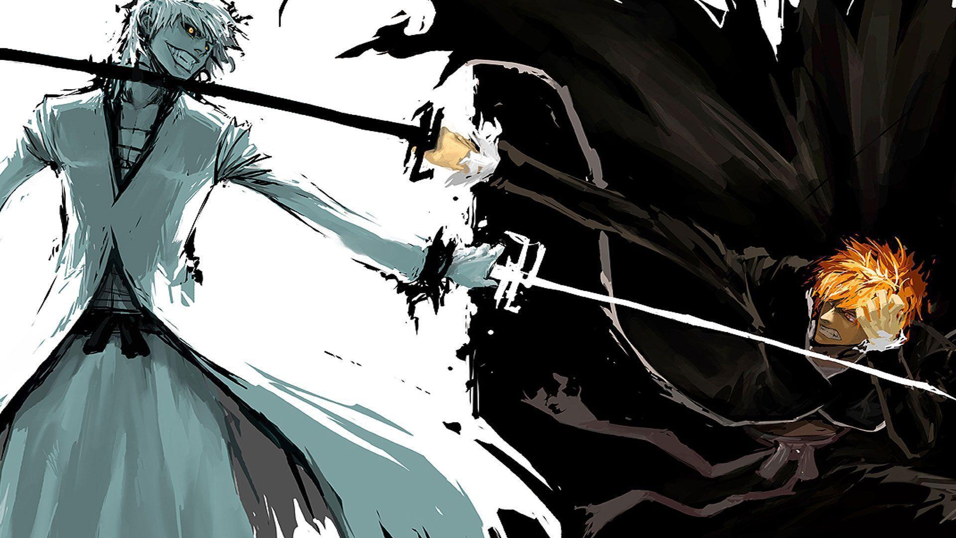 Kurosaki Ichigo And Hollow