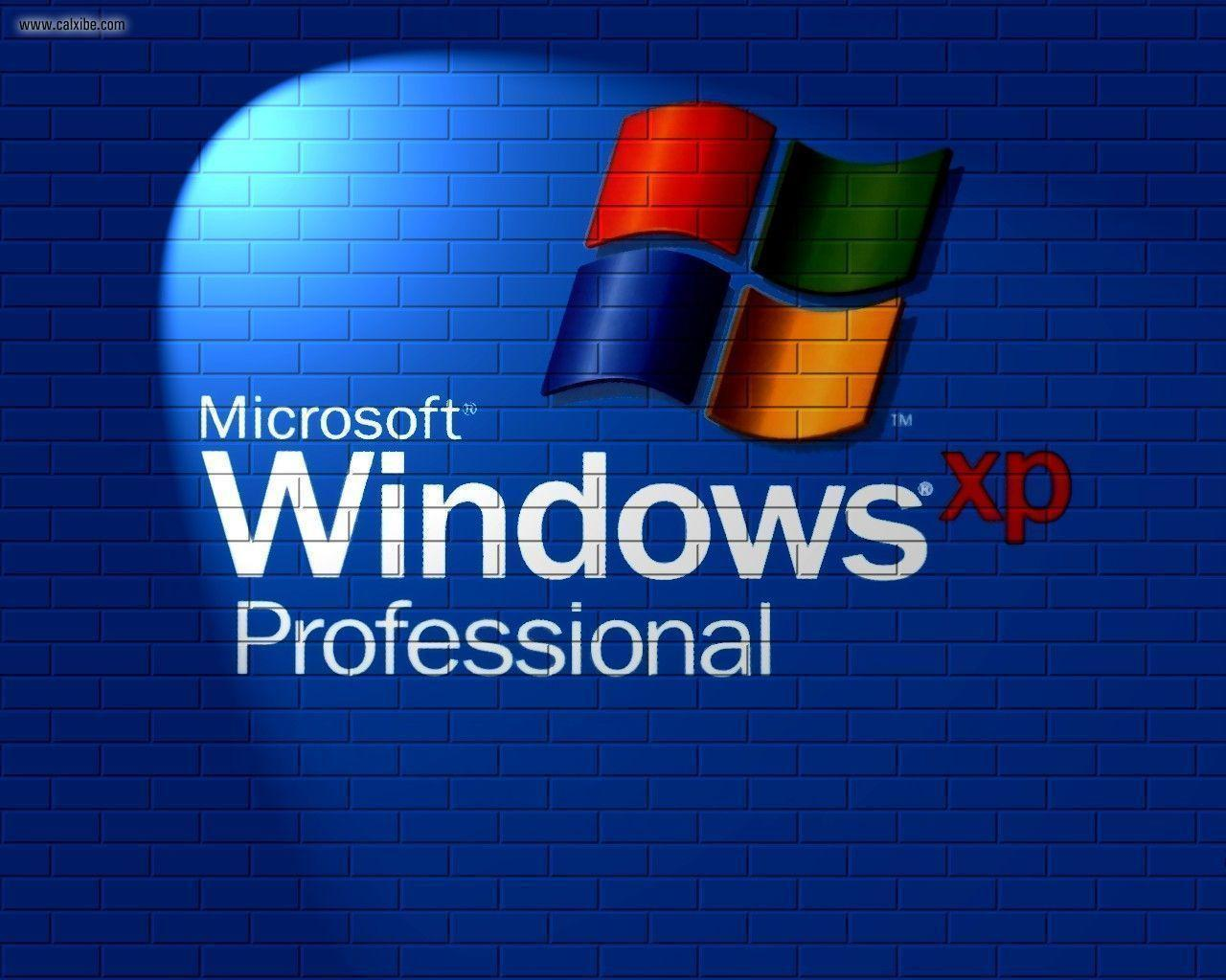 xp professional logo system - photo #11