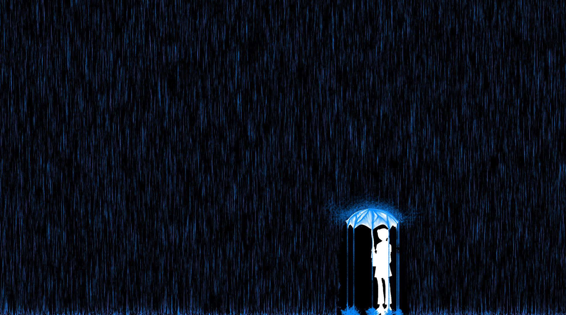 hacker wallpapers rainy day - photo #17