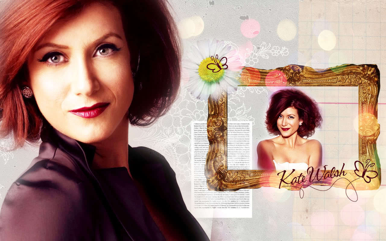 Kate Walsh Wallpapers Wallpaper Cave