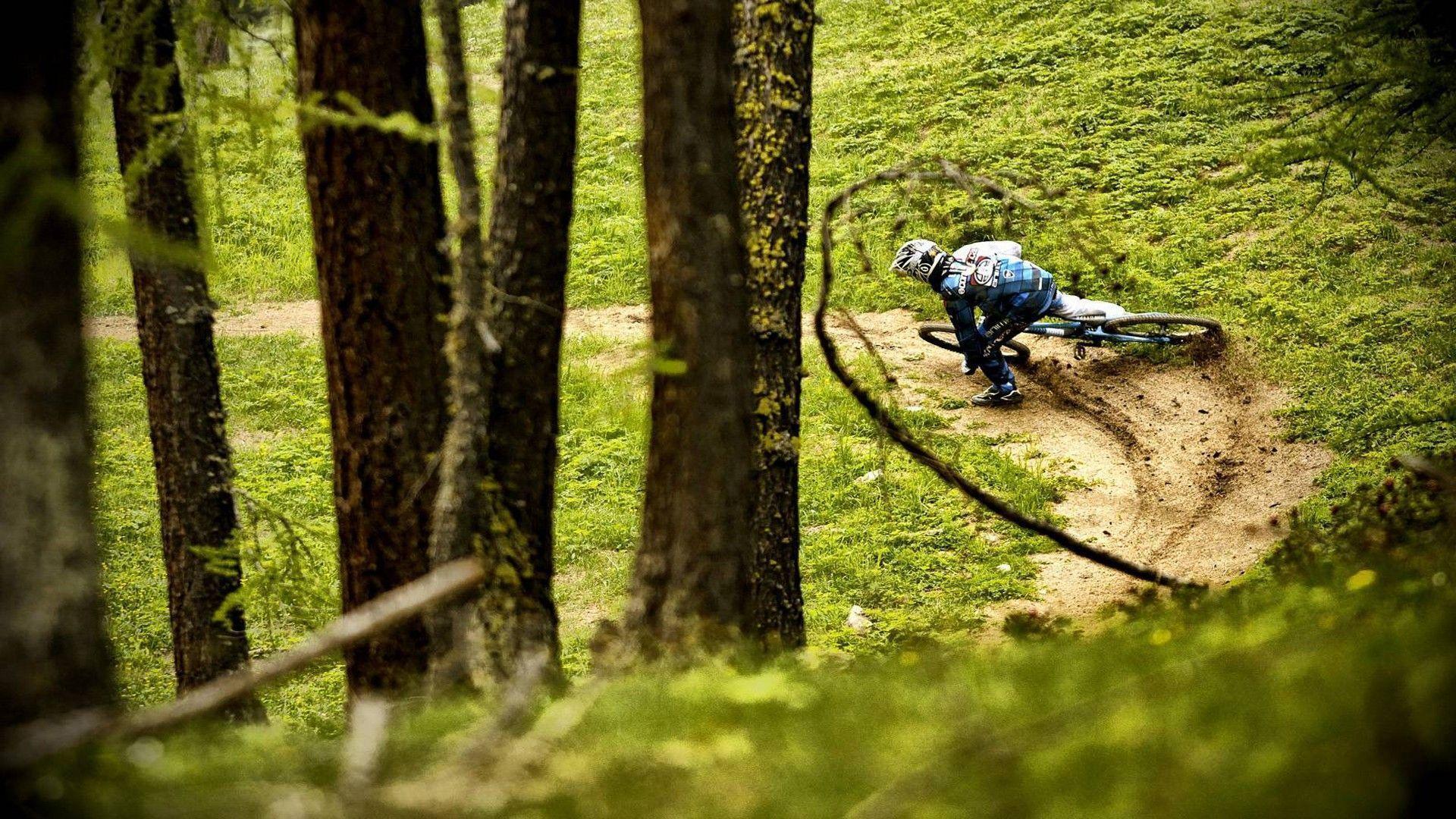 Fonds Decran Mountain Bike Tous Les Wallpapers