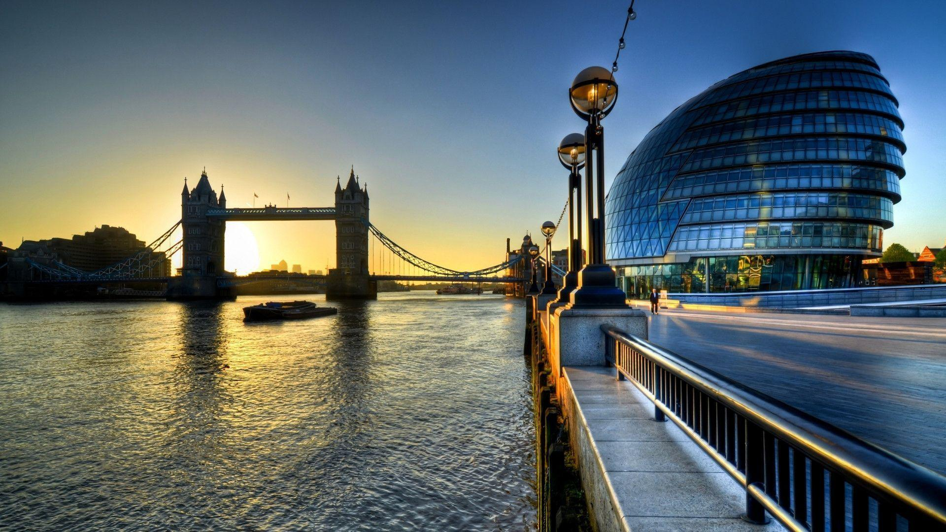 wallpaper bridge london scenic - photo #29