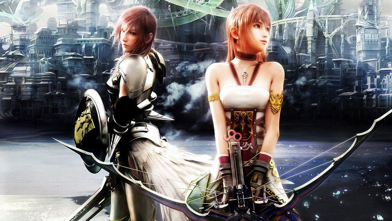 Final Fantasy 13 2 Wallpaper: Final Fantasy XIII Wallpapers 1080p