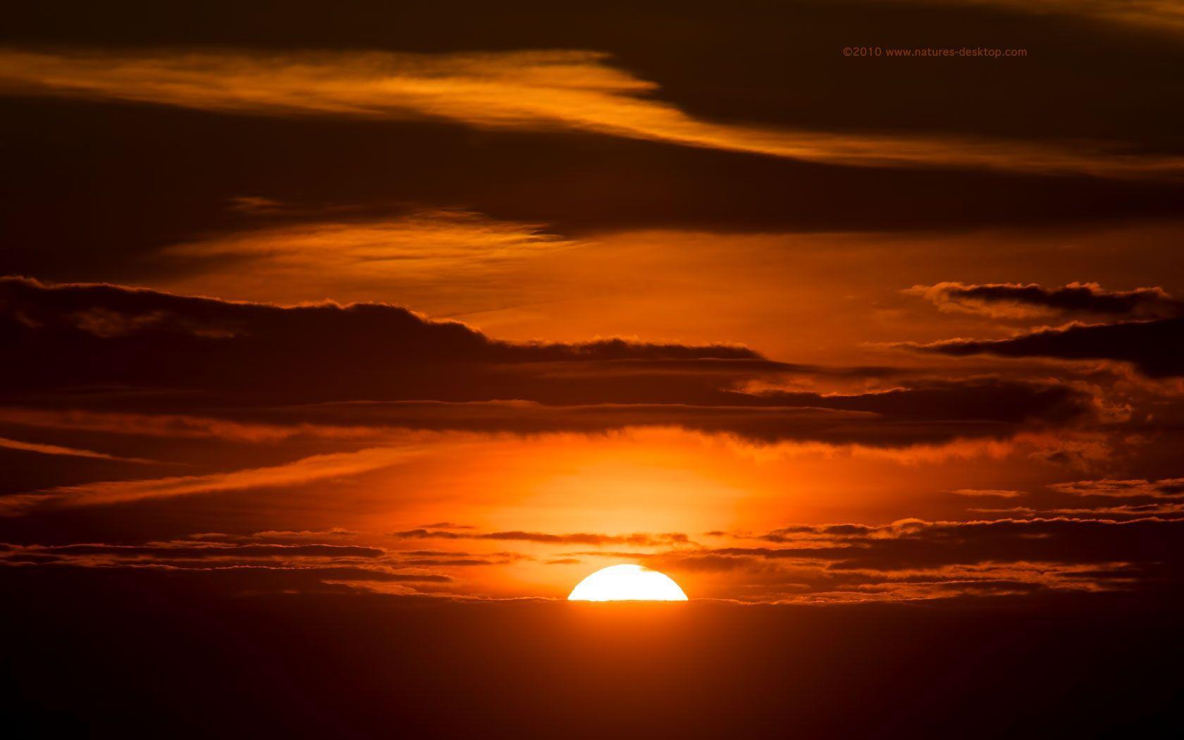 pin golden sunset hd - photo #16