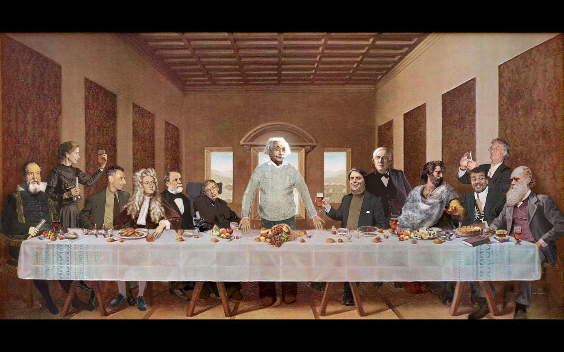 The Last Supper Wallpapers - Wallpaper Cave Da Vinci Last Supper High Resolution