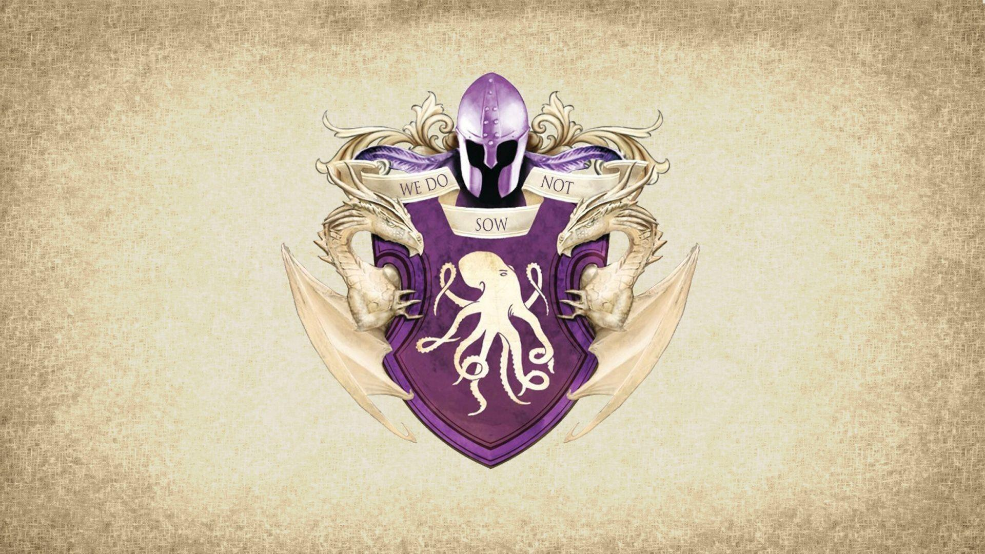 House Greyjoy Game of Thrones Wallpapers