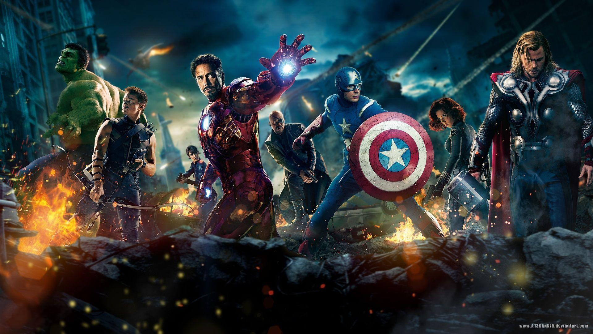 Wallpapers Tagged With AVENGERS | AVENGERS HD Wallpapers | Page 1
