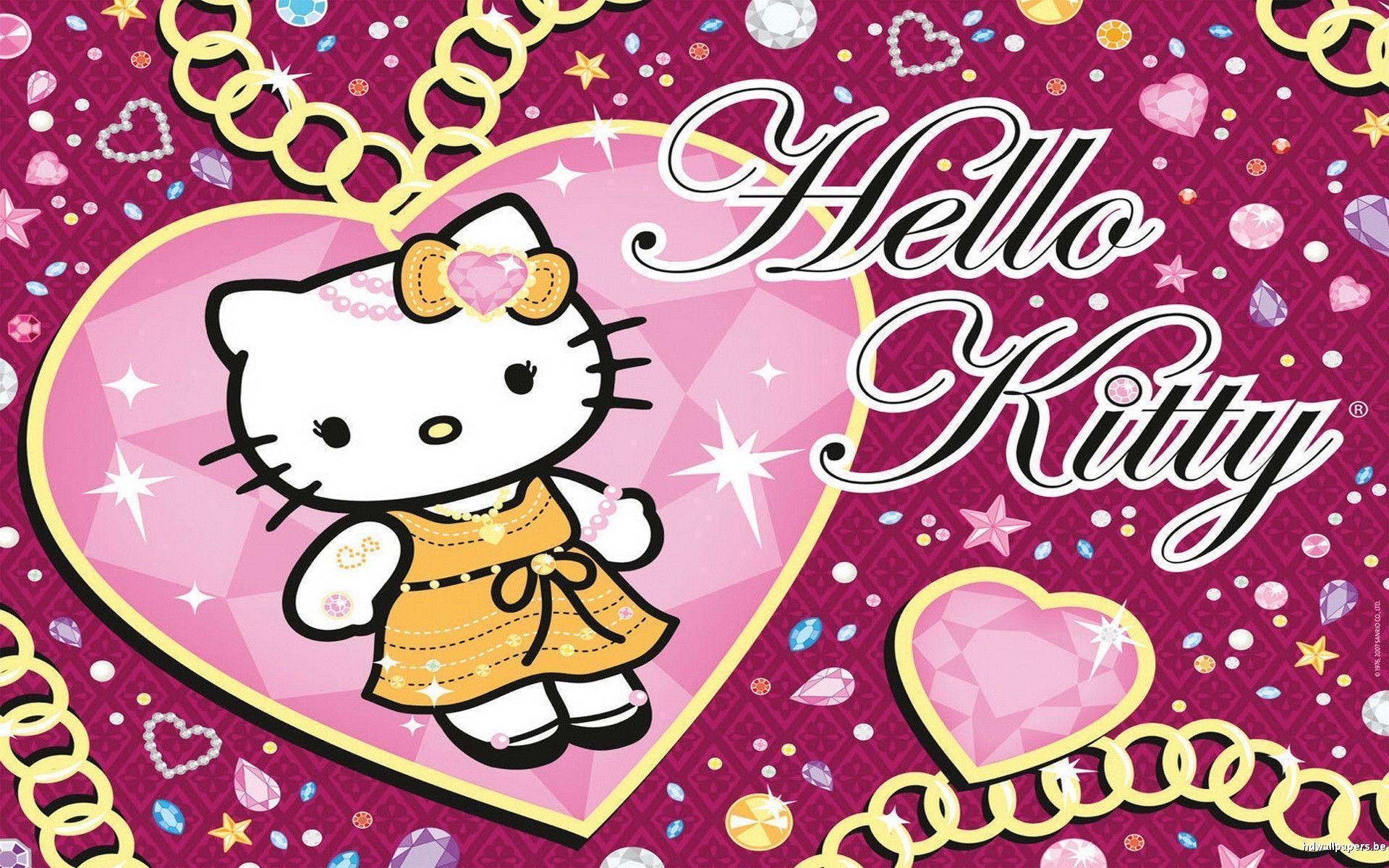 hello kitty wallpaper free - photo #48
