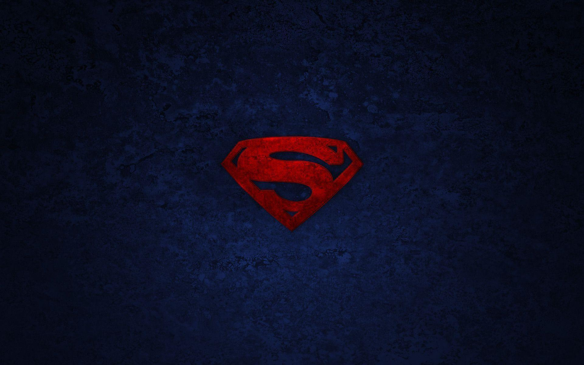 Wallpaper superman, logo wallpapers miscellanea - download