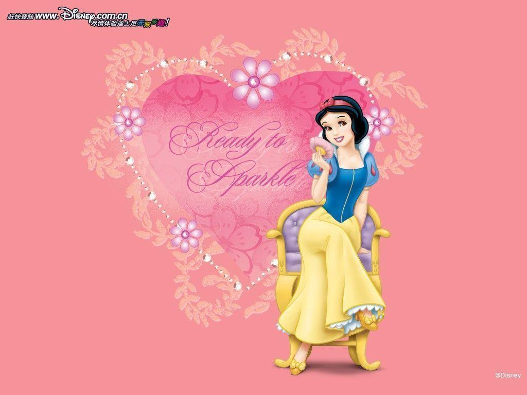 Wallpapers For > Disney Princess Snow White Wallpapers